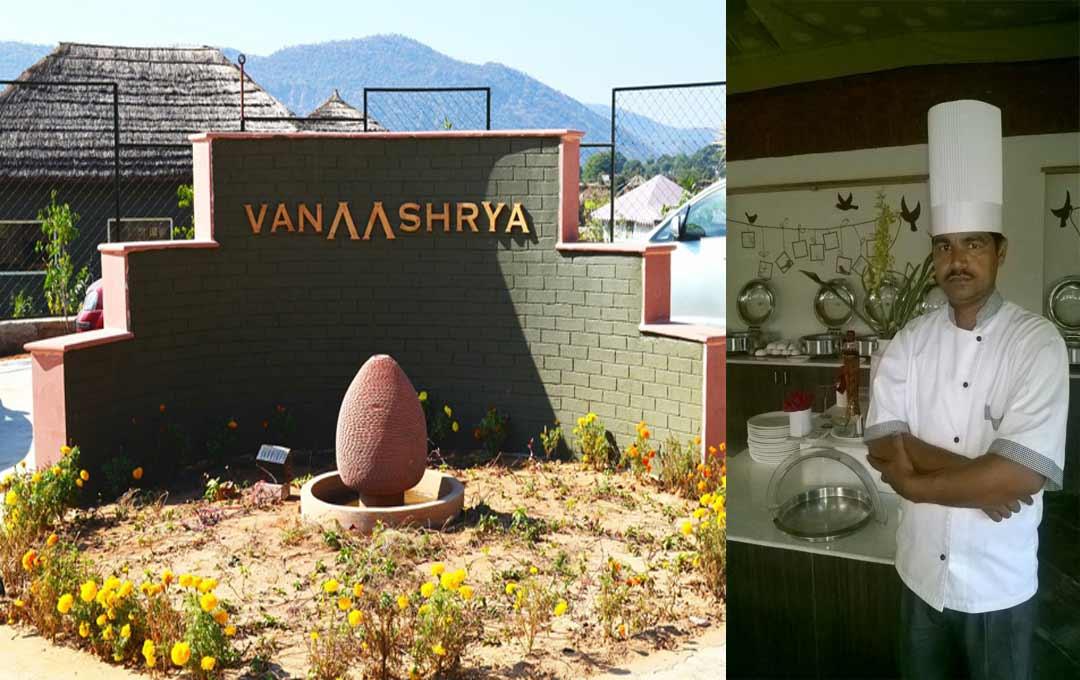 Head Chef of Vanaashrya, Harkhyal