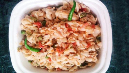 Punjabi Tadka Macaroni