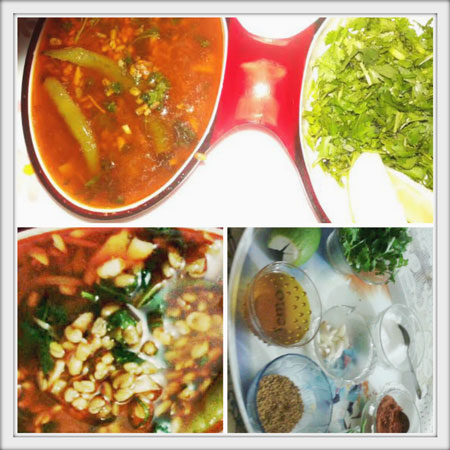 Methi-curry