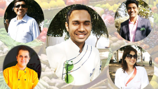 Saransh Goila – Donning The Garb Of A Chef At A Very Young Age