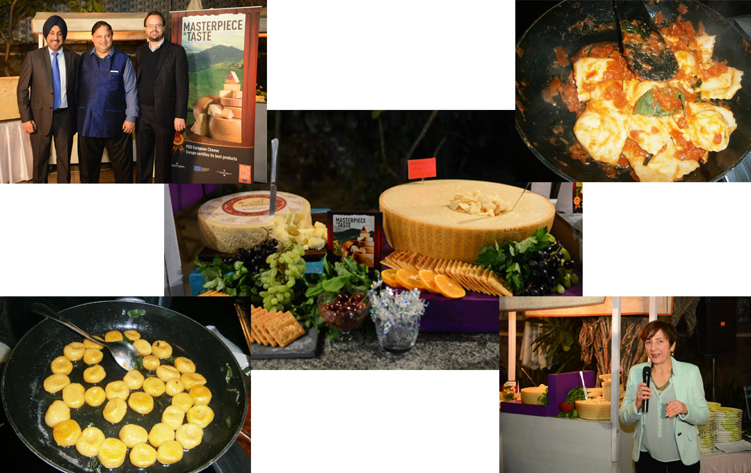 A Little Of Italy Right In India – Some Special Italian Cheese Tasting