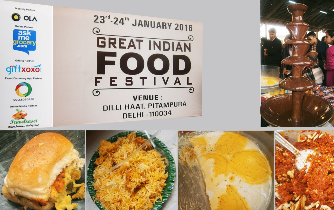 Street Food of India gets Unified at GIFF