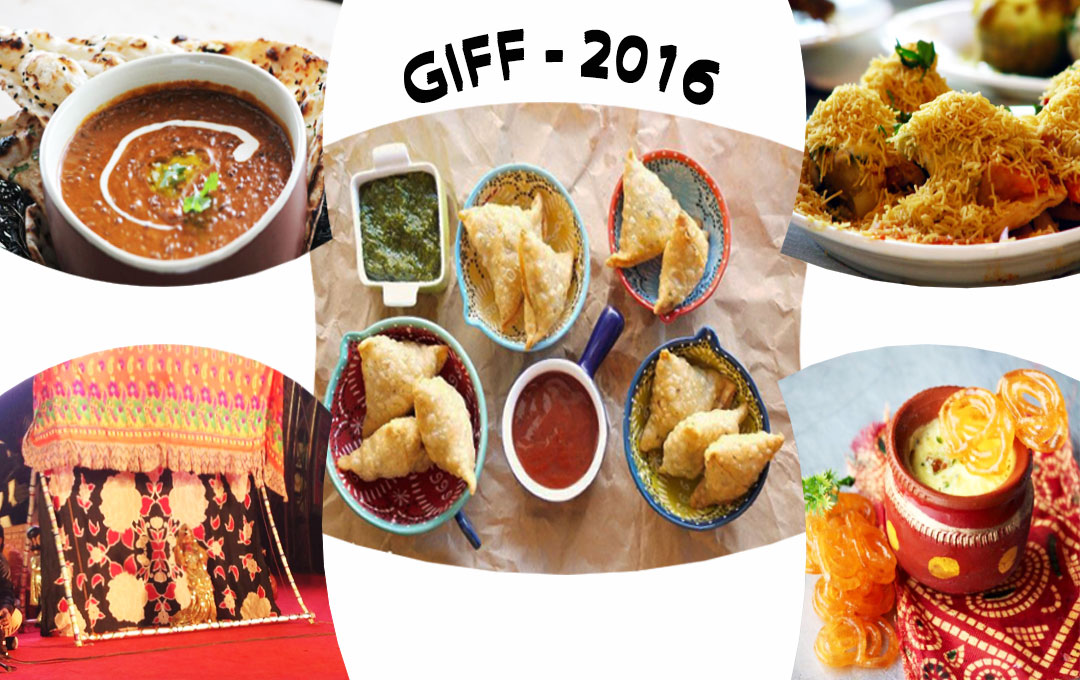 Great Indian Food Festival – The Place To Be for Delhi's Street Food Lovers