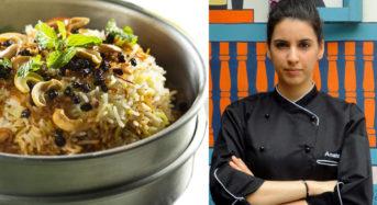 Anahita Dhondy Celebrates Bambaiyya – Parsi Food with a Tinge this Valentine