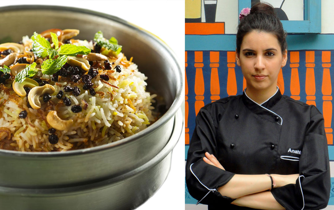 Anahita Dhondy Celebrates Bambaiyya – Parsi Food with a Tinge this Valentine