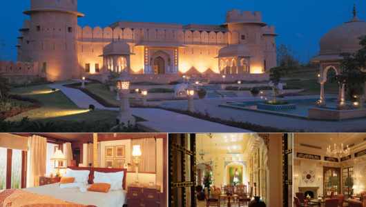 Recreate the Magic of Imperial Rajasthan at Hotel The Oberoi Rajvilas, Jaipur