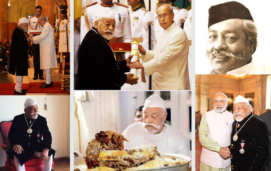 The Rasoi King's Royal Food Journey From A Teenaged Caterer To Padma Shri
