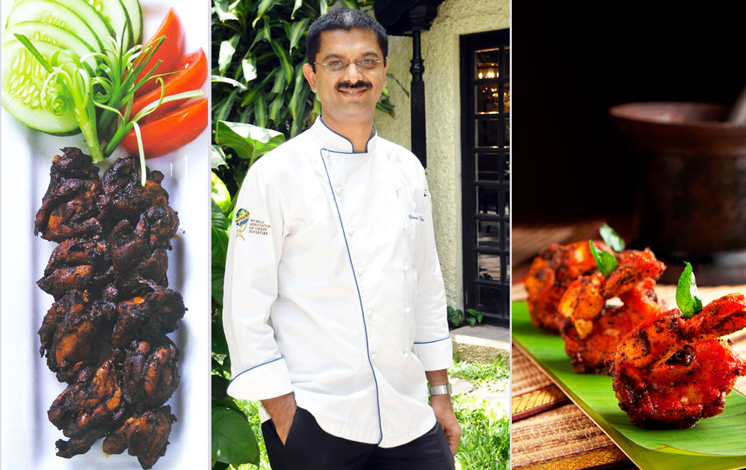 Fresh Aromas Unfolds Best in Slow Motion – Chef Thimmaiah