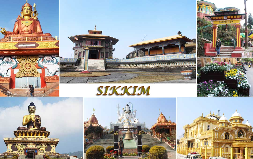 Sikkim – The Perfect Blend of Nature, Culture and Leisure