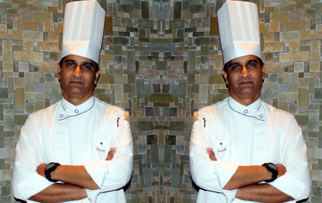 A Culinary Journey For Chef Sunny That Started Straight From His Mother's Kitchen