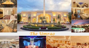 The Umrao – The Wedding Destination Where Traditions Meet With Extravagance
