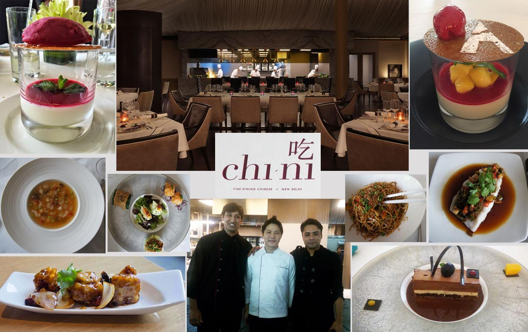 Enjoy the new Chinese Lunch Menu at Dusit Devarana's Chi Ni