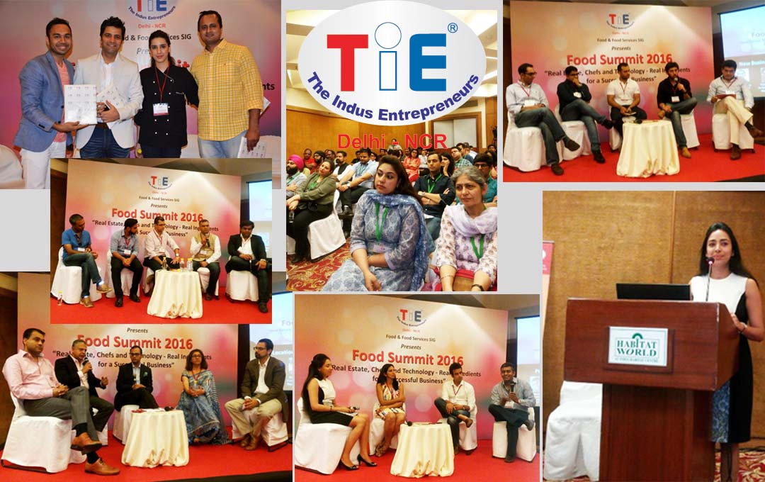 Rockstar Chefs, Trendsetting Foodpreneurs Set Their Mark @ TiE Food Summit