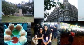 Chowpatty, Vada Pav, Beaches, Night Life – that's Mumbai for Us