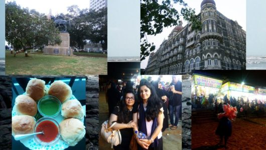 Chowpatty, Vada Pav, Beaches, Night Life – that's Mumbai for Us