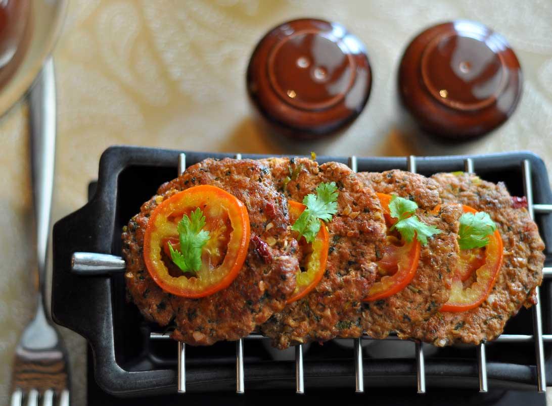 Chappli-kebab
