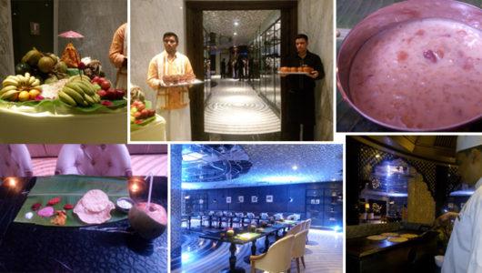 Banana Leaf Tradition of South India Gets Recreated at Hyatt Regency, Gurgaon
