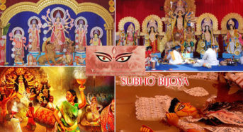Durga Puja- Eat, Drink, Celebrate. Repeat!