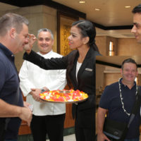 Indian CEOs get a Taste of the Culinary Magic of Chef Gary Mahigan at Hotel Hyatt Regency, Delhi