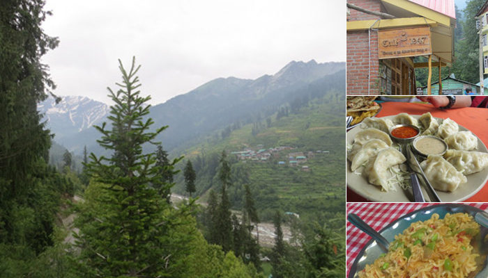The Many Flavours of Manali!