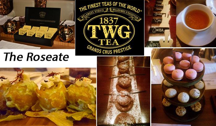 Tea Connoisseurs Get The Perfect Blend of Premium Tea at The Roseate