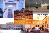 A Visit to the Architecturally Rich Pink City – Jaipur