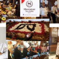 Hotel Sheraton, New Delhi Heralds the Christmas Festivities with its Legendary Cake Mixing Ceremony