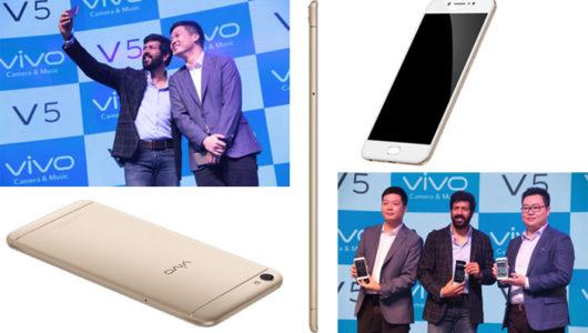 Make Vivo V5 your Travel Partner for taking that Perfect Selfie
