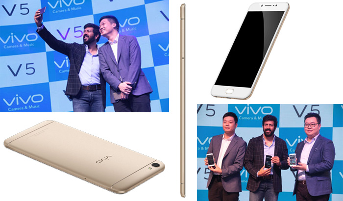 Make Vivo V5 your Travel Partner for taking that Perfect Selfie