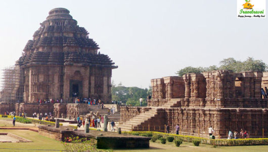 Sun Temple Konark – The Black Pagoda of Odisha