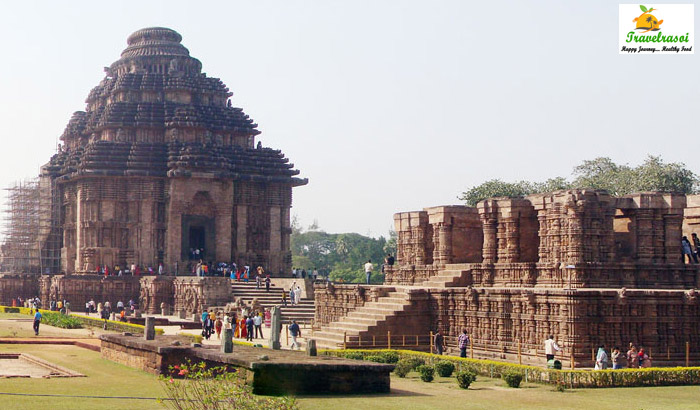 Sun Temple Konark – The Black Pagoda of Odisha