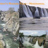 India's Niagara Falls – Hogenakkal in Tamil Nadu