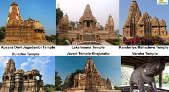 Khajuraho – The Land of Magnificent Temples