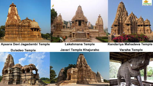 Khajuraho – The Land of Magnificent Temples