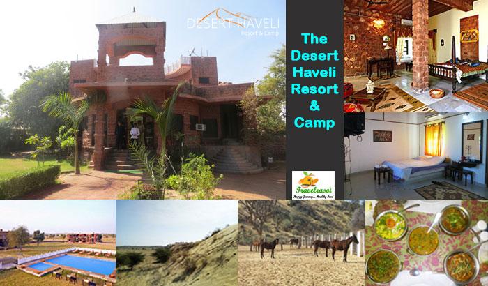 The Desert Haveli Resort & Camps
