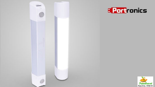 New Portronics LiteHouse comes handy during Emergencies