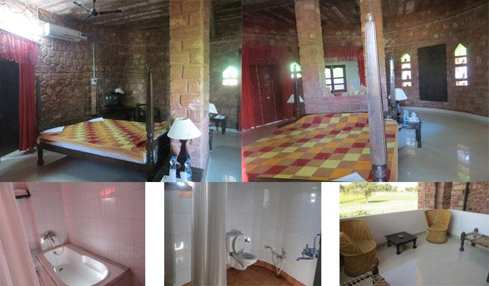 Heritage rich Suites inside