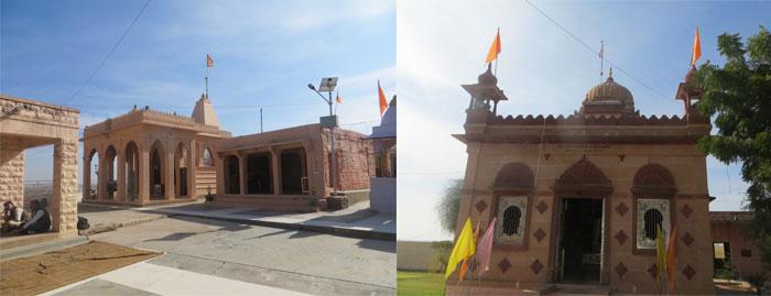 Community Temple dedicated to Jalandharnath Gogadev