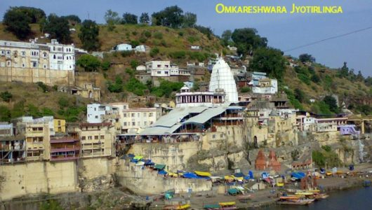 In Search of the Supreme Lord – a visit to Omkareshwara Jyotirlinga