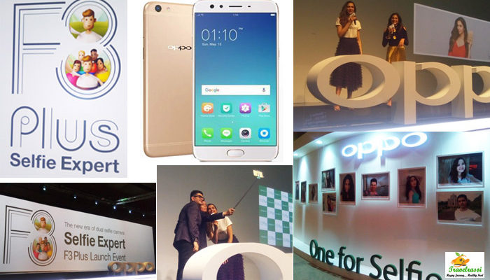 Oppo F3 Plus: A Power-packed phone with an impressive camera