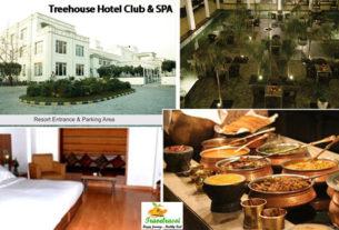 Treehouse Hotel, Club & SPA