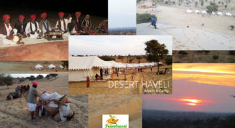 Nature and Tradition get closer at the Desert Camp