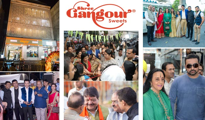 Shree Gangour Sweets comes to Delhi to sweeten our lives!