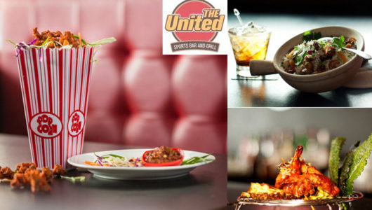 Rock the IPL season at The United Sports Bar & Grill