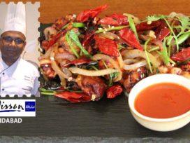 Chef Avanish Jain Radisson Blu Faridabad