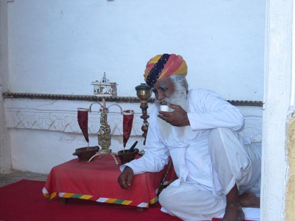 Jodhpur farewell