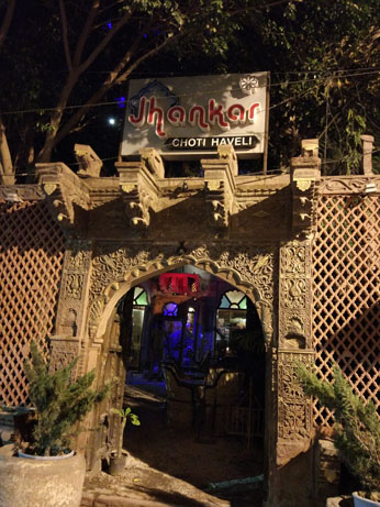 Jhankar Restaurant jodhpur