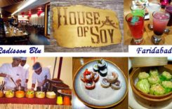 Head to House of Soy for a delightful gourmet experience