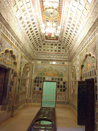 Rooms insid -Mehrangarh