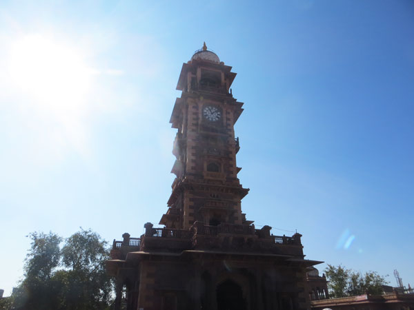 Clock Tower Jodhpur city